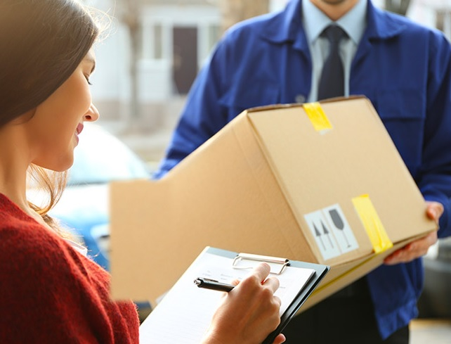courier service fast
