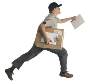 courier fast